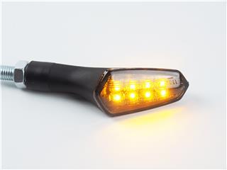 LIGHTECH Indicator Lights Led ABS Plastic Black