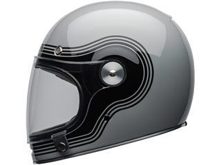 Casque BELL Bullitt DLX Flow Gloss Gray/Black taille L - af841786-1809-498f-b325-e092e00c182a