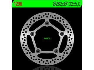 NG 1296 Brake Disc Round Fix