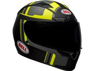BELL Qualifier DLX Mips Helmet Torque Matte Black/Hi Viz Size S - afc282e6-b415-462a-b7ab-032c6a2b84d6