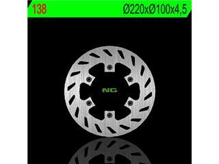 NG 138 Brake Disc Round Fix