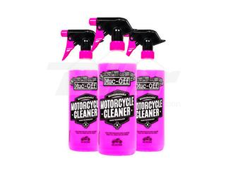 Pack promoción Muc-Off Cleaner 3x2