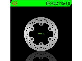 NG 422 Brake Disc Round Fix