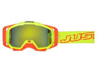 Masque JUST1 Iris Neon jaune