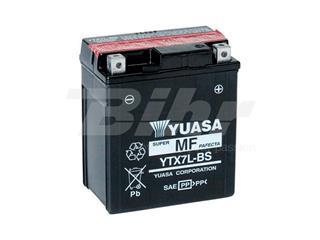 Batería Yuasa YTX7L-BS Combipack (con electrolito)