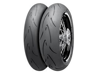 CONTINENTAL Tyre ContiAttack SM EVO 160/60 R 17 M/C 69H TL