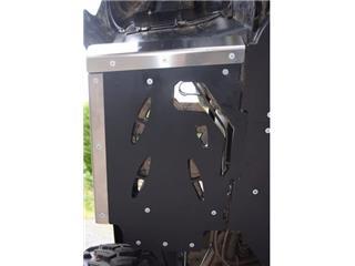 Proteção de estribo AXP, polietileno PEAD, 10 mm, Kawasaki Brute Force 750
