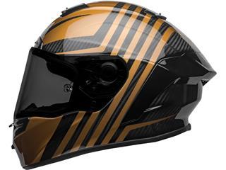BELL Race Star Flex DLX Helmet Mate/Gloss Black/Gold Size L - b060cefd-5f0c-4133-b75c-fd865bb9b37f