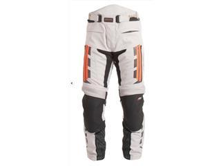 RST Pro Series Paragon V CE Broek Textiel Grijs/Flo Rood 3XL Korte Beenlengte Heren