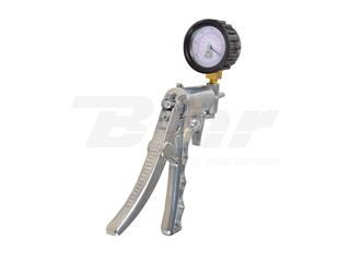 Aspirador manual de metal. Aspira, pressuriza e mantém o vácuo. - b0eb113c-1bf2-4e2b-9a5b-e6e29de340a1