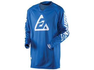 Maillot ANSWER Elite Solid bleu taille XXL