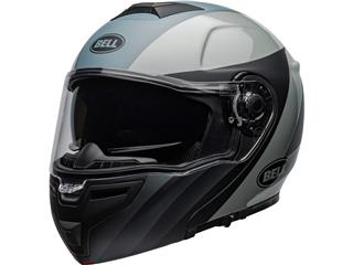 BELL SRT Modular Helmet Presence Matte/Gloss Black/Gray Size L - b11619dc-b4a9-428e-9506-09d19c292dee