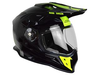 Helm JUST1 J34 Adventure Shape Yellow Neon Glanz - Größe S