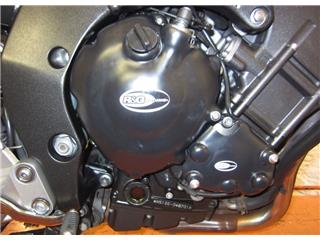 R&G RACING Right Crankcase Cover Black Yamaha FZ8