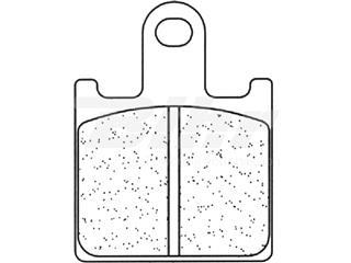 Juego de pastillas sinterizadas CL Brakes (1177C60)