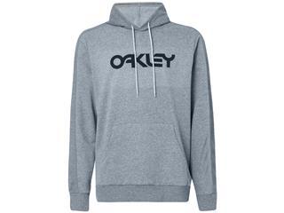 OAKLEY Reverse Hoodie New Granite Heather Size S - 825000281068