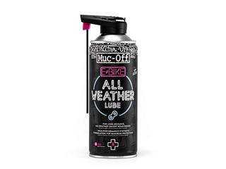 Lubrifiant chaîne MUC-OFF eBIKE All Weather Chain Lube 400ml - 20300014