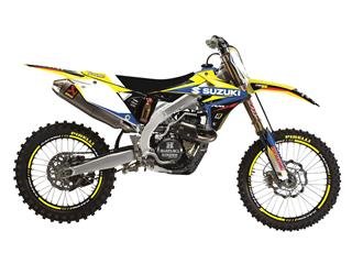 Kit déco BLACKBIRD Dream Graphic 4 Suzuki RM-Z450 - 60300111