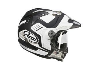 Casque ARAI Tour-X 4 Vision White mat taille XL - b24ca46c-e844-403b-b6ce-e621e3384210