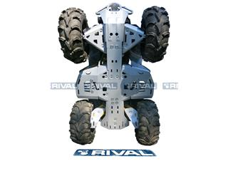 Kit Sabot complet RIVAL alu Can-Am Renegade G2