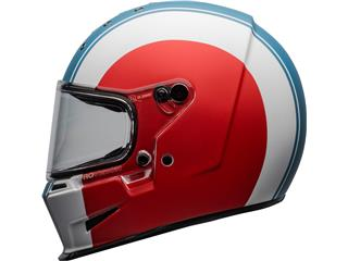 Casque BELL Eliminator Slayer Matte White/Red/Blue taille XL - b25f627b-0560-4deb-b053-9f0f946f7784
