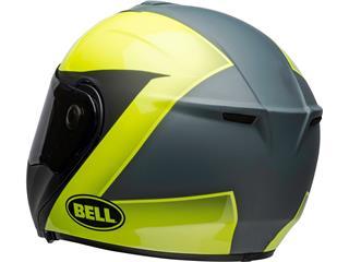 BELL SRT Modular Helmet Presence Matte/Gloss Grey/Neon Yellow Size XXL - b27ac1c6-6dc1-4034-b610-bb7f1ef60a72