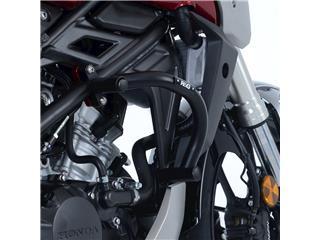 R&G RACING Adventure Bars Black Honda CB125R/300R