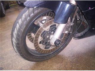 Protection de fourche R&G RACING pour Z1000 03-06, ZZR1200, ZX7R, ZXR750