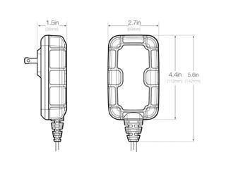 Chargeur de batterie NOCO Genius G750 6/12V 0,75A 30Ah - b2958e94-70c9-4ed8-90b5-ba7ea310a57b