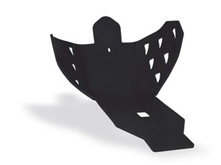 CROSS-PRO Enduro/GP HDPE Skid Plate Black Gas Gas EC200/250/300