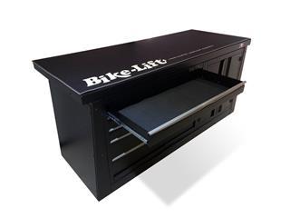 Meuble 2m BIKE LIFT 5 tiroirs/armoire - b2d5096e-b0f9-45be-8648-857b52cb248e