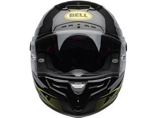 BELL Race Star Flex DLX Helmet Velocity Matte/Gloss Black/Hi Viz Size L - b2eaccca-e99b-4547-98a7-f1fa0b3da592
