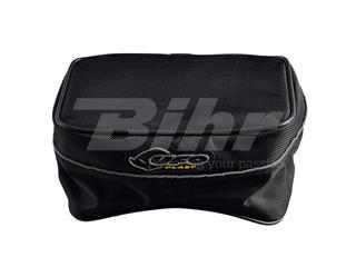 Bolsa portabultos trasera mediana negro MB02212-K