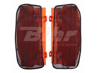 Rejilla anti-barro para aletines de radiador Polisport Yamaha 8458600001