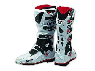 UFO Recon E-AHL Boots White Size 46
