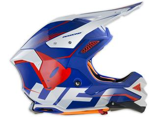 UFO Diamond Helmet Blue/White/Red Size XS - b371250e-7214-4f16-9645-2357bcc55dc9