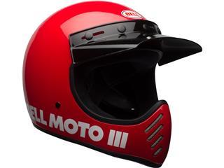 Casque BELL Moto-3 Classic Red taille L - b388e04b-7c2e-424f-924a-6ce73a484384