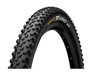TYRE CONTINENTAL CROSS KING II PERFORMANCE FOLDABLE 26X2.2