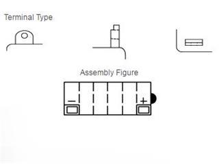 Batterie YUASA 12N9-3B conventionnelle - b3c2a9f3-6efb-45c6-a4ca-939bd5733c18