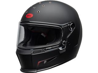 BELL Eliminator Helmet Vanish Matte Black/Red Size L