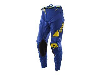 Pantalon LEATT GPX 4.5 bleu/lime Taille XXL (US38/EU46)