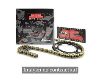 Kit cadena aluminio JT 520HDR (13-49-112)