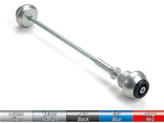 Protection de fourche LSL Crash Ball noir Yamaha MT-07 - 442658