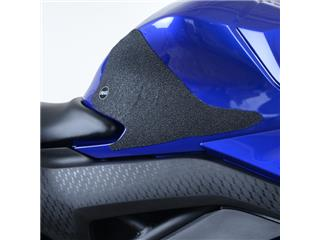 R&G RACING Tank Traction Grip 2 Pieces Clear Yamaha YZF-R3 - 60100016