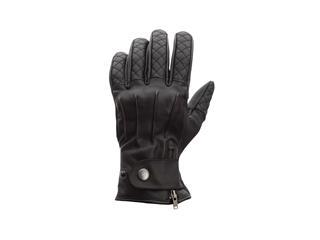 RST Matlock CE Gloves Leather Black Size L Men - 815000190110