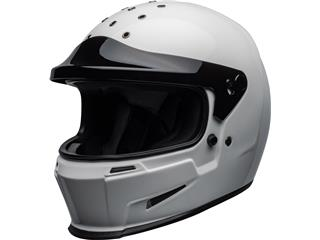Casque BELL Eliminator Gloss White taille XL - b464ab74-1500-4fcc-aa43-2f3fe37b9039
