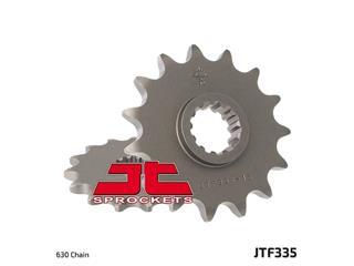 Pignon JT SPROCKETS 15 dents acier standard pas 630 type 335 - 46033515