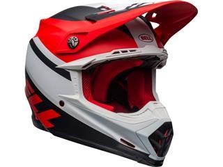 Casque BELL Moto-9 Mips Prophecy Matte White/Red/Black taille XL - b481b2b1-5a6e-4f7a-8e69-930db4d7f689