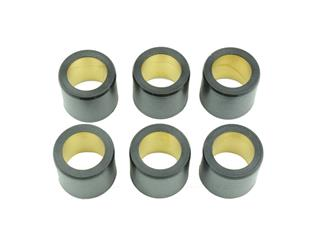 ATHENA Rollers Ø25x22,2mm 26g - 6 Pieces