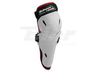 Rodilleras articuladas Polisport Y-shock Junior S/M blanco 8001700002 - 43155